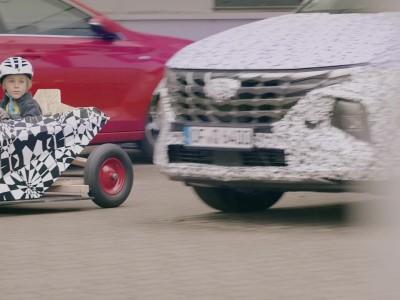 Hyundai Soapbox Testing