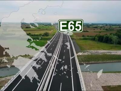 Αυτοκινητόδρομος Κεντρικής Ελλάδας Ε 65 - Ιανουάριος 2021