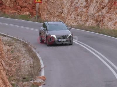 GOCAR TEST - Hyundai Tucson 1.6 180ps 48V Hybrid 7DCT 4WD