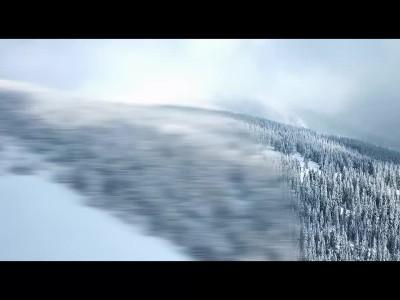 Maserati MC20 Testing Snow
