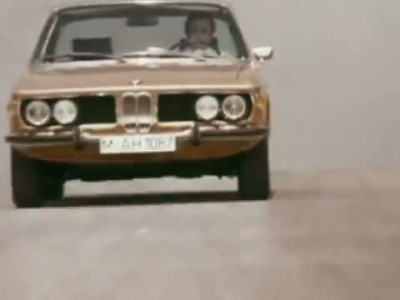 BMW history. The BMW 3.0 CSI.