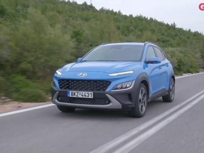 GOCAR STORIES - Hyundai KONA 1.0 iMT 48V Hybrid