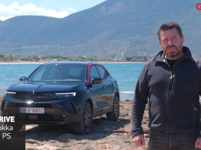 GOCAR TEST - Opel Mokka 1.2T 130PS AT8 2021