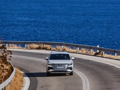 GOCAR TEST DRIVE Audi Q4 e-tron 2021