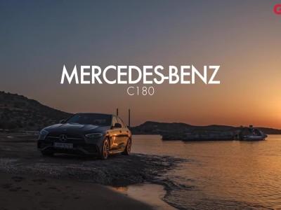 GOCAR TEST - Mercedes-Benz C180