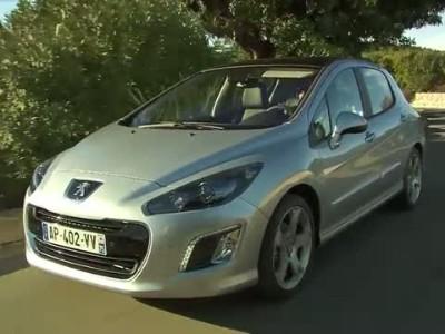 Peugeot 308 f/l