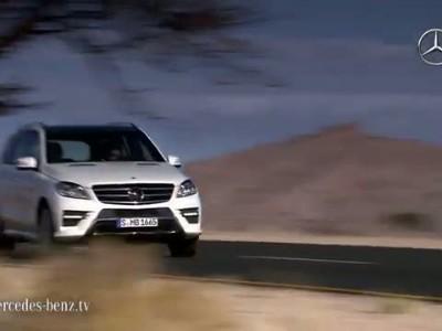 New Mercedes M-Class