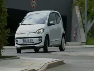 Volkswagen UP! - First Driving!