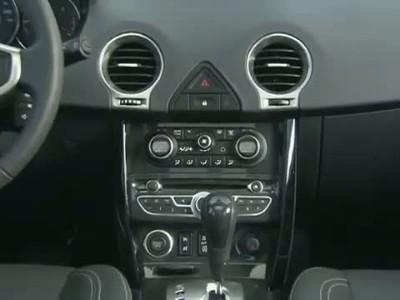 Renault Koleos 2012 interior