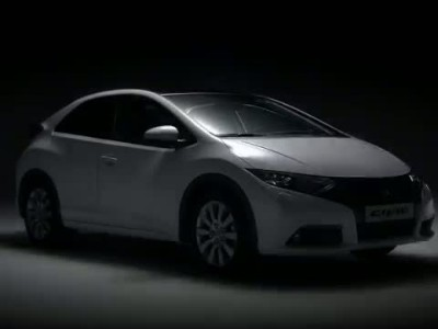 New 2012 Honda Civic (Euro-spec)