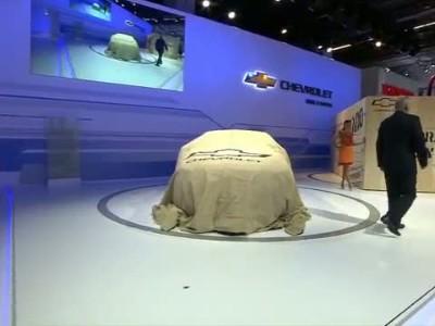 Chevrolet @ Έκθεση Φρανκφούρτης 2011