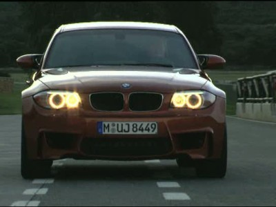BMW 1 M Coupe