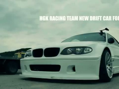 HGK new drift car for 2012