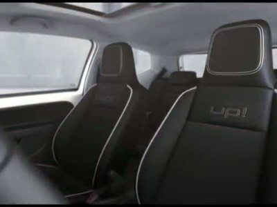 Volkswagen Up! - Interior