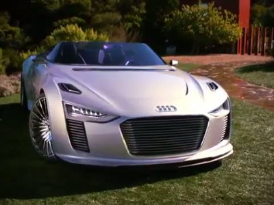 Audi e-tron Spyder Malibu