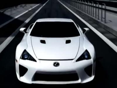The history of Lexus LFA