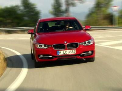 BMW 3 series Barcelona