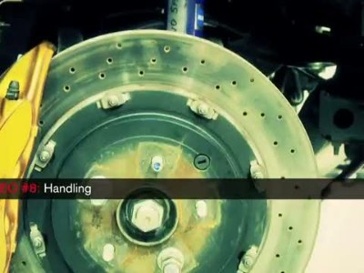 Nissan JUKE-R - Handling
