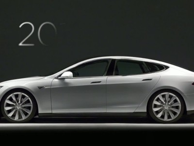 2012: The Year of Tesla Model S