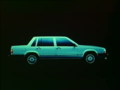 Volvo 760 - Only the fittest survive