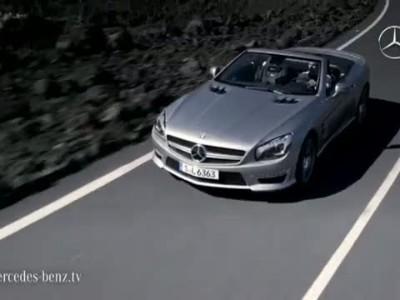 Mercedes-Benz SL63 AMG 2012
