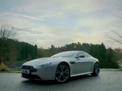 Design in Motion - John Lobb for Aston Martin