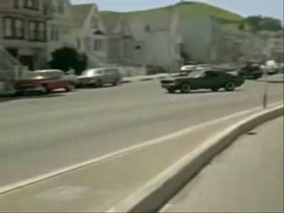 Bullitt Chase Scene_original 1968