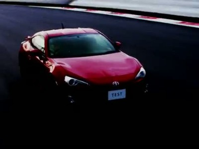 TOYOTA 86 Full Throttle