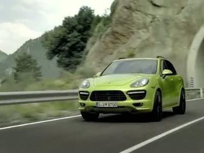 Porsche Cayenne GTS: Purist